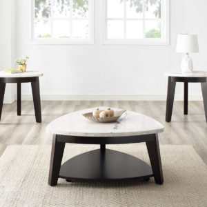 Francis Marble Top Cocktail Table