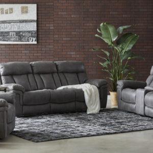 Grey Cayman Motion Sofa