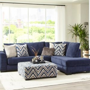 Prowler Midnight 2 Pc. Sectional