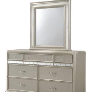 Kaleidoscope Dresser/Mirror