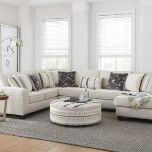 Persia Beige Sectional
