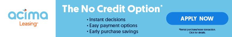 The No Credit Option